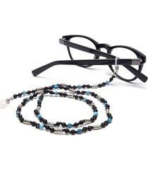 cordón cuelga gafas unisex pietre blu love vestopazzo