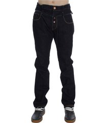 cotton regular straight fit jeans