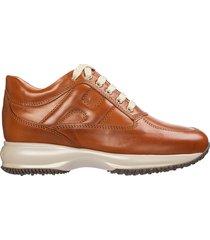 scarpe sneakers donna in pelle interactive