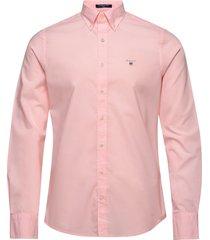 the broadcloth slim bd overhemd business roze gant