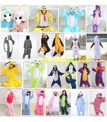 2016 hot kigurumi pajamas anime cosplay costume unisex adult