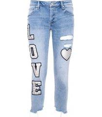 7/8 jeans fracomina fp21sp5036d409p3