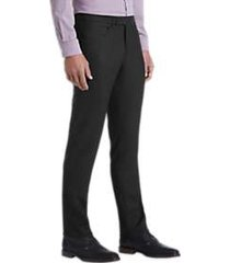 joe joseph abboud charcoal slim fit dress pants