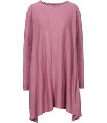 maglione lungo (rosa) - bodyflirt