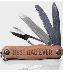 scyzoryk drewniany best dad ever
