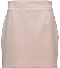 clean mini skirt kort kjol rosa filippa k