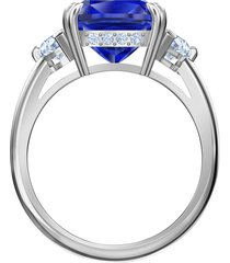 anel feminino attract cocktail em metal - ródio