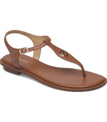 mallory thong shoes summer shoes flat sandals brun michael kors