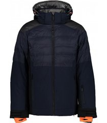 icepeak ski jas men euless dark blue-maat