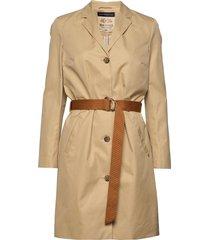 royce parca jacket trenchcoat lange jas beige mos mosh
