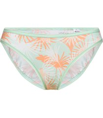 stretch cotton bikini trosa brief tanga multi/mönstrad gap