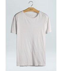 t-shirt osklen masculina light color t-shirt light color-branco