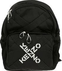 kenzo rucksack cross backpack