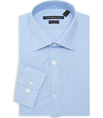 regular-fit printed dress shirt