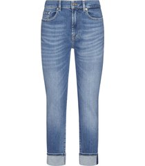 7 for all mankind relaxed skinny slim jeans