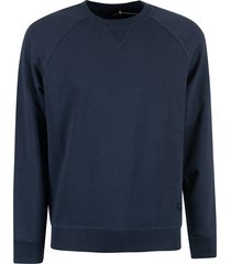 fay round neck sweatshirt