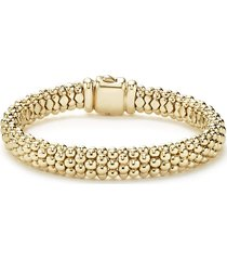 caviar gold gold beaded bracelet
