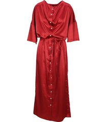 y/project y/project tie waist shirt dress