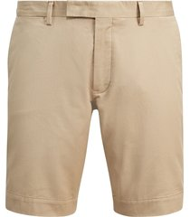slim fit hudson shorts