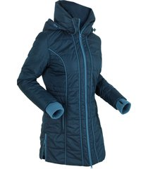 cappotto funzionale trapuntato (blu) - bpc bonprix collection