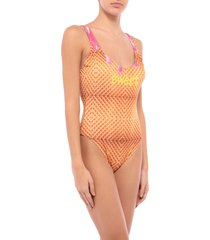 agogoa one-piece swimsuits