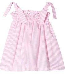 mariella ferrari striped midi dress