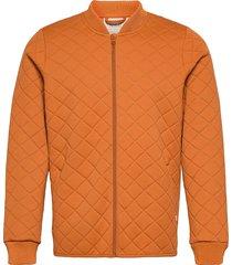 thermo jacket loui adult kviltad jacka orange wheat