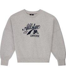 chuck taylorarchive script sweater