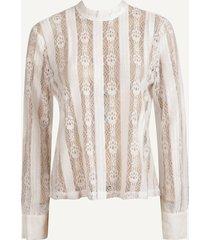 femme9 blouse wit bodile