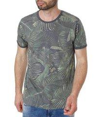 camiseta vels manga curta masculina