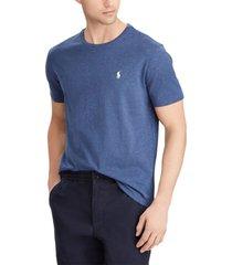 camiseta azul polo ralph lauren m classics