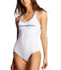 champion everyday logo tank-top bodysuit