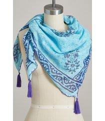 bluebird scarf