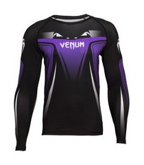 rash guard venum no gi 3.0 - roxo .