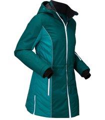 giacca outdoor con riflettenti (petrolio) - bpc bonprix collection