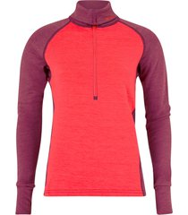 underställströja expedition woman zip neck