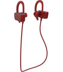 audifonos bluetooth, s560 auricular inalámbrico manos libres  auriculares de deportes auriculares estéreo de sonido con micrófono manos libres de apoyo (rojo)