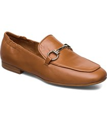 shoes 4527 loafers låga skor brun billi bi