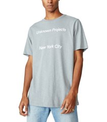 cotton on men's street t-shirt