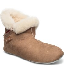mariette slippers tofflor beige shepherd
