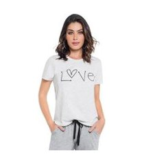 pijama curto com calça jogger happiness reasons feminino