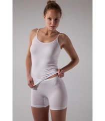 beeren dames boxer softly-m-wit