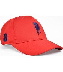 gorra chicago rojo