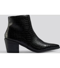 raid joyce ankle boots - black