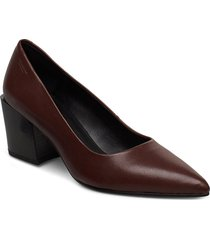 adrianna shoes heels pumps classic brun vagabond