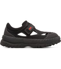 camper lab kiko kostadinov, sneaker uomo, nero , misura 46 (eu), k100454-001