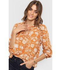 camisa natural new liza
