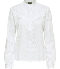 blus onlmiriam ls anglaise blouse