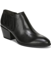 franco sarto dylann booties women's shoes