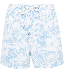 short masculino praia antibes - azul